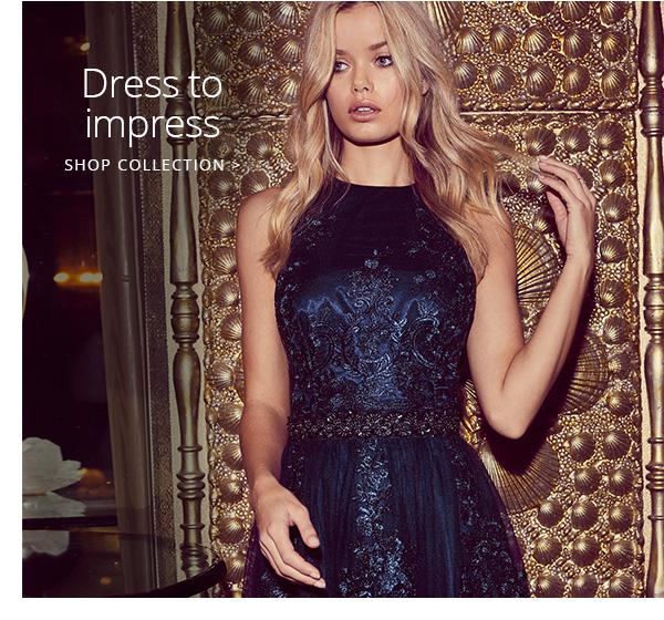 Shop Lipsy - Dress to impress here