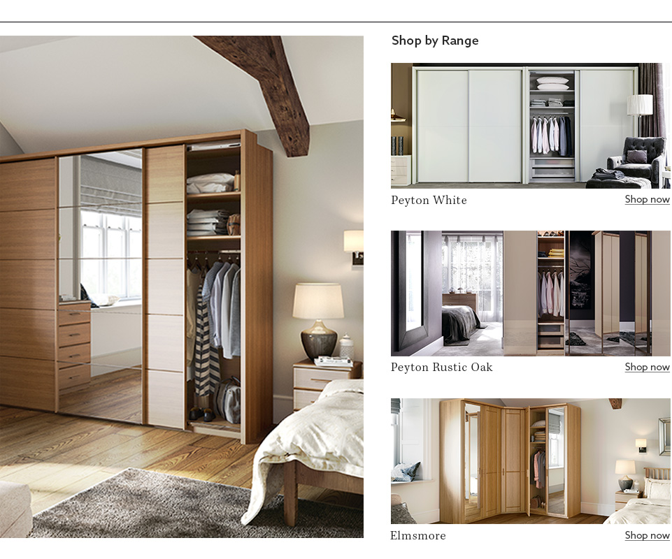 Modular Wardrobe design your wardrobe | modular wardrobes | next official site