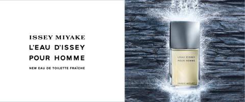 Shop Mens Fragrance & Grooming - Issey Miyake here