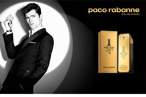 Shop Mens Fragrance & Grooming - Paco Rabanne here