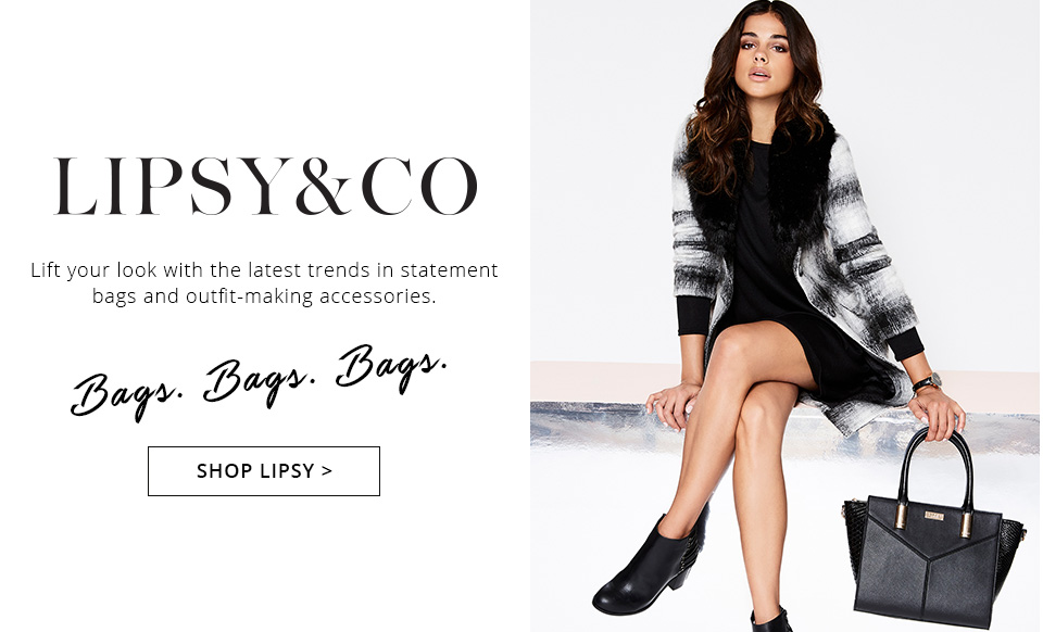 Shop Lipsy Bags & Accessories - Lipsy & Co