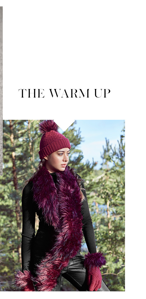 Shop Lipsy Bags & Accessories - The Warm Up
