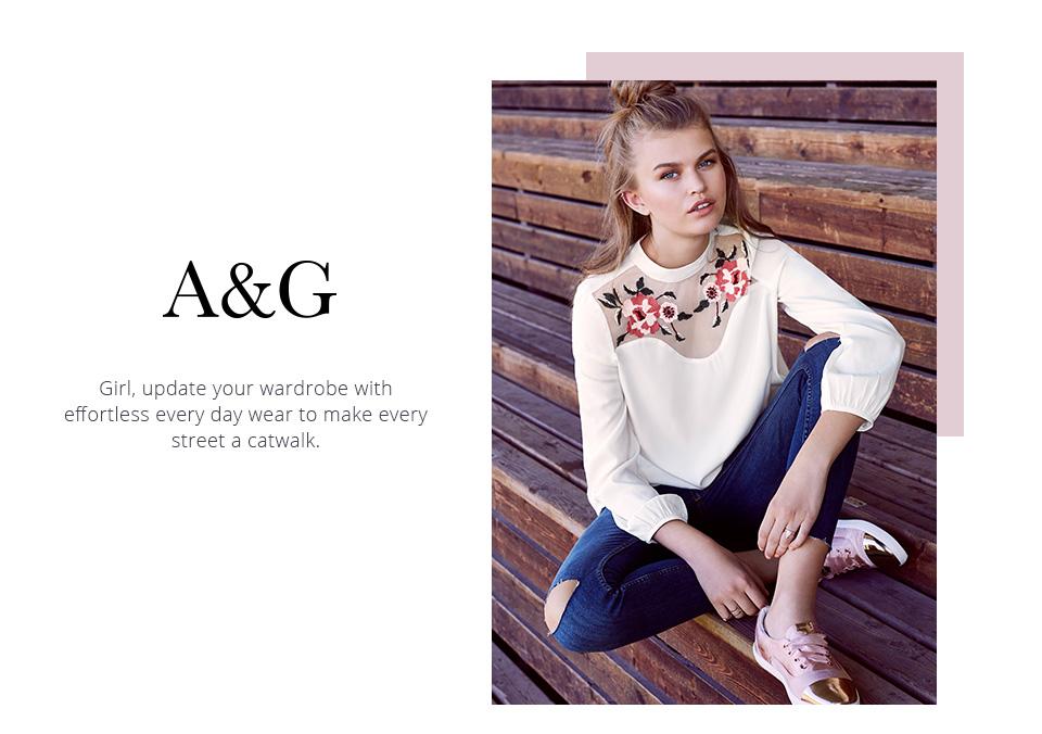 Shop Lipsy Daywear - A & G here