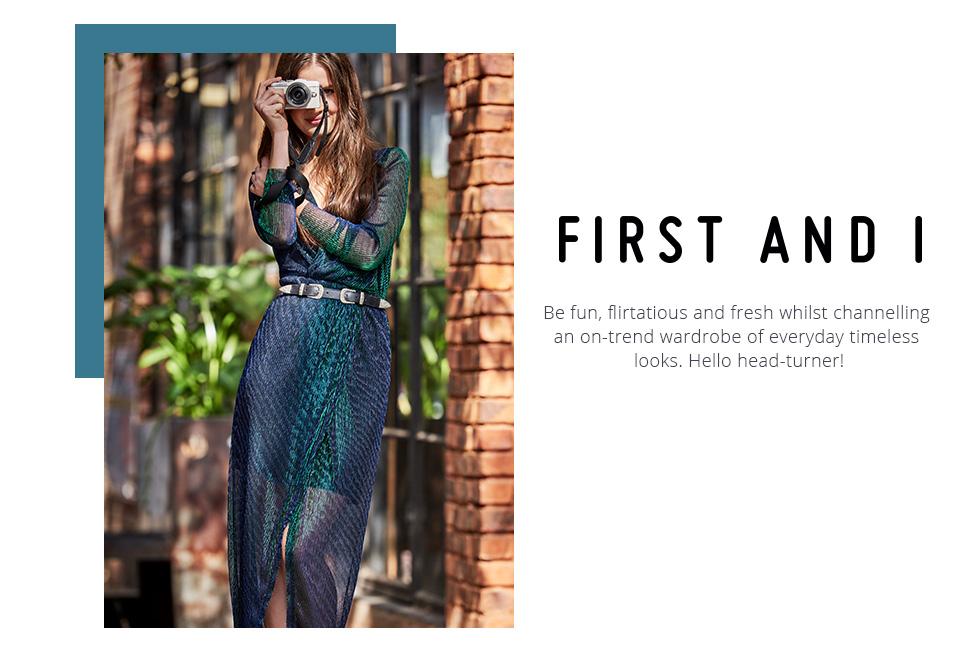 Shop Lipsy Daywear - First & I here