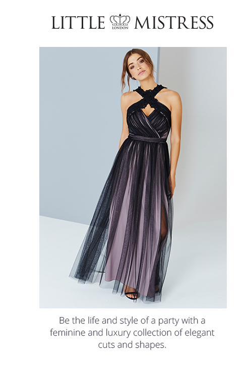 Shop Lipsy Occasion - Little Mistress here