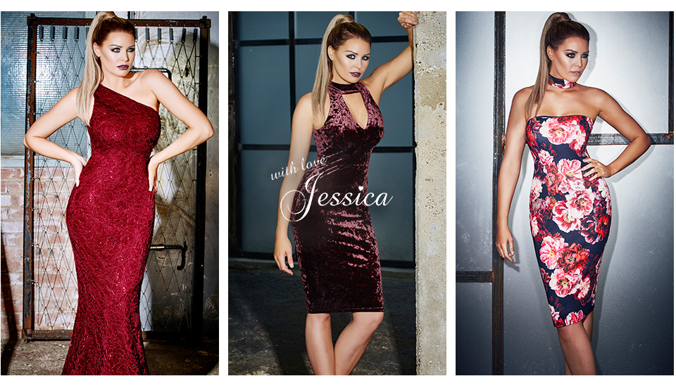 Shop Lipsy & Co Hottest Party Looks - Jessica here