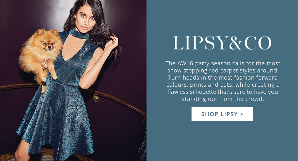 Shop Lipsy & Co - Party Looks