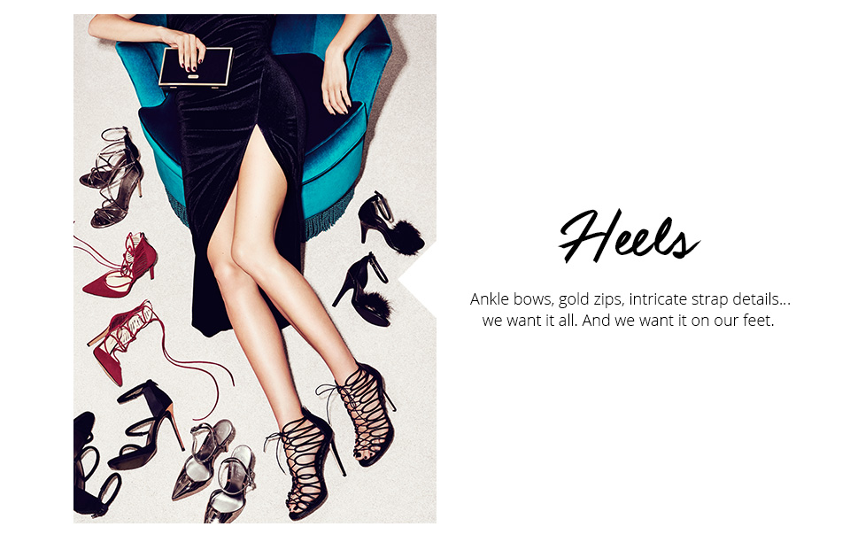 Shop Lipsy & Co Shoe Collection - Heels here