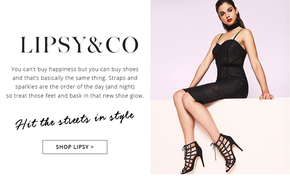 Shop Lipsy & Co Shoe Collection - Shop Shoes here
