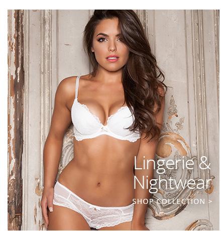 Shop Lipsy - Sleepwear & Lingerie here