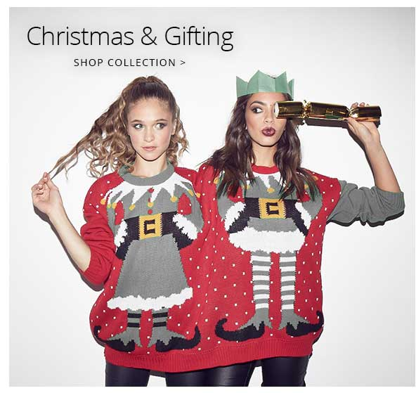 Shop Lipsy - Christmas & Gifting here