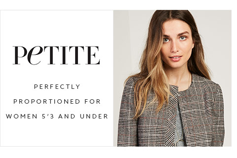 Shop The Smart Looks & Workwear Collection - Petite Shop here now