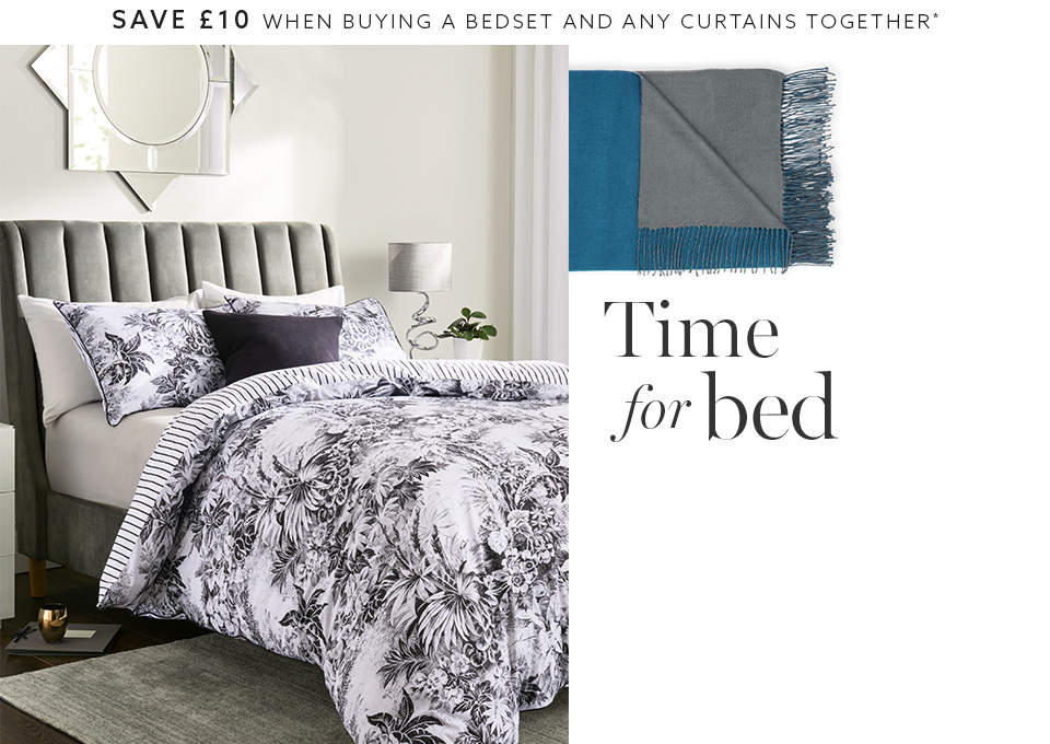 Shop the bedding collection Here