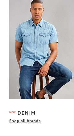 Browse Label Men - Denim