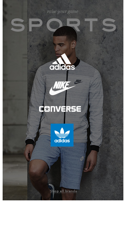 Browse Label Men - Sports