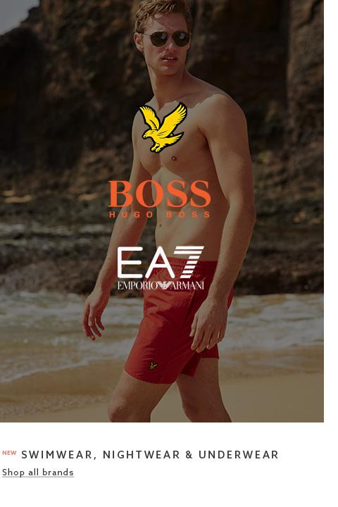 Browse Label Men - Loungewear, Nightwear & Underwear