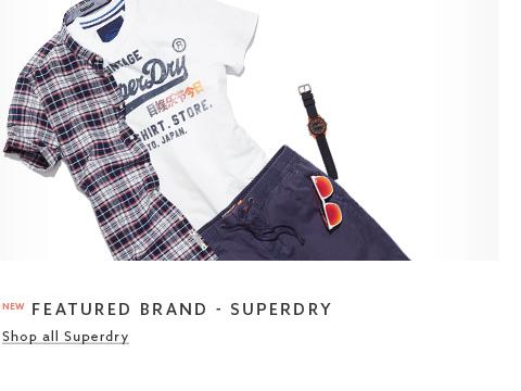 Browse Label Men - Superdry