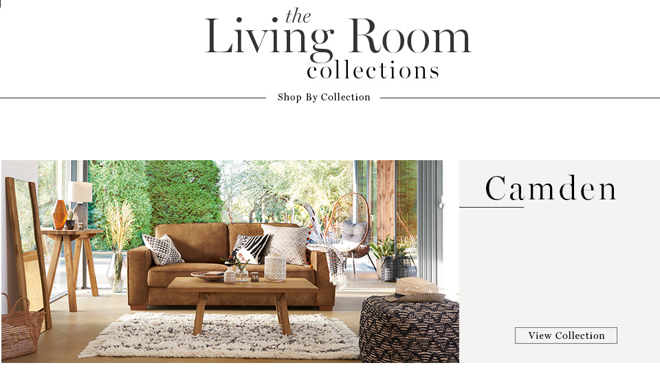 Shop Living Room - Camden Collection here