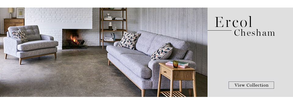 Shop Living Room - Ercol Chesham Collection here