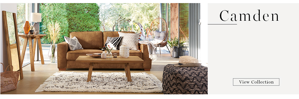 Shop here for the latest camden collection for living room here