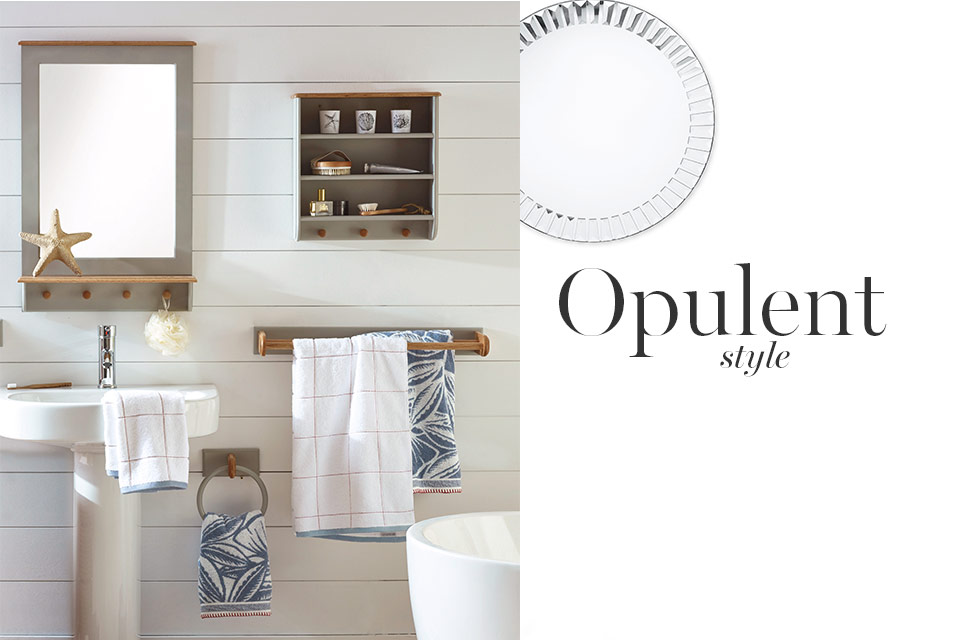 Shop the luxurious collection of bathroom here