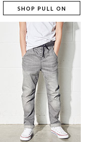 Shop the latest collection of cuff pull on jeans for boy here