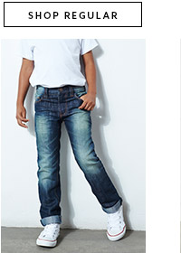 Shop the latest collection of regular fit jeans for boy here