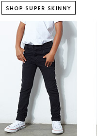 Shop the latest collection of super skinny fit jeans for boy here