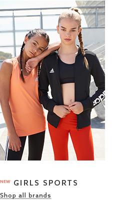 Browse Label Childrens - Girls Sports