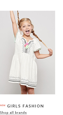 Browse Label Childrens - Girls Fashion