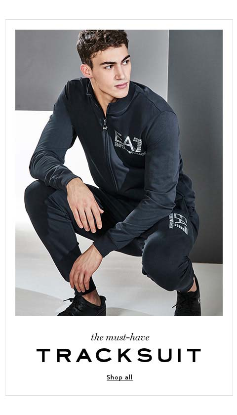 Browse Label Mens Sports - Track Suit