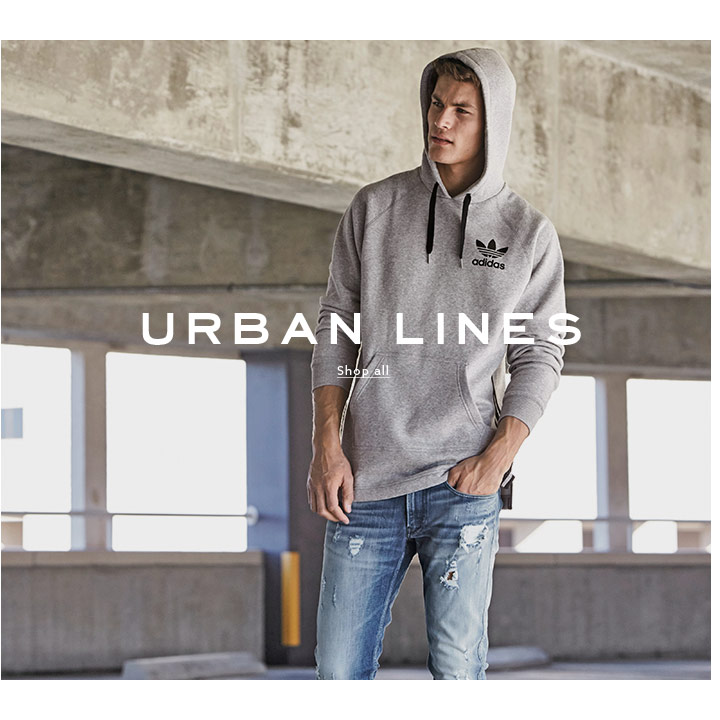 Browse Label Mens Sports - Urban Lines
