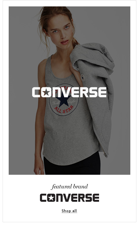 Browse Label Womens Sport - Converse