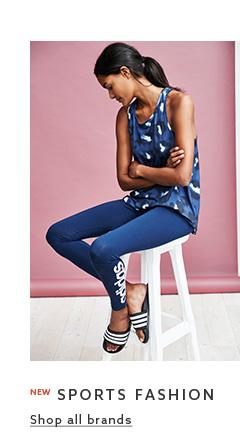 Browse Label Womens Sport - Sports Fashion