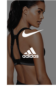 Browse here for womens sports bras collection.