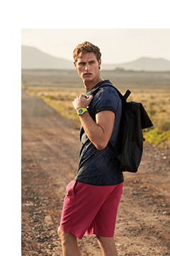 Browse latest clothing collection for men here