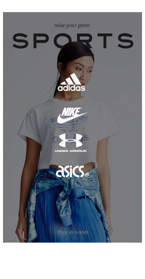 Shop now for the branded sportswear collection for womens.