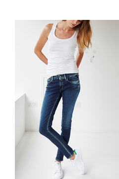 Shop now for the latest denim collection for womens.