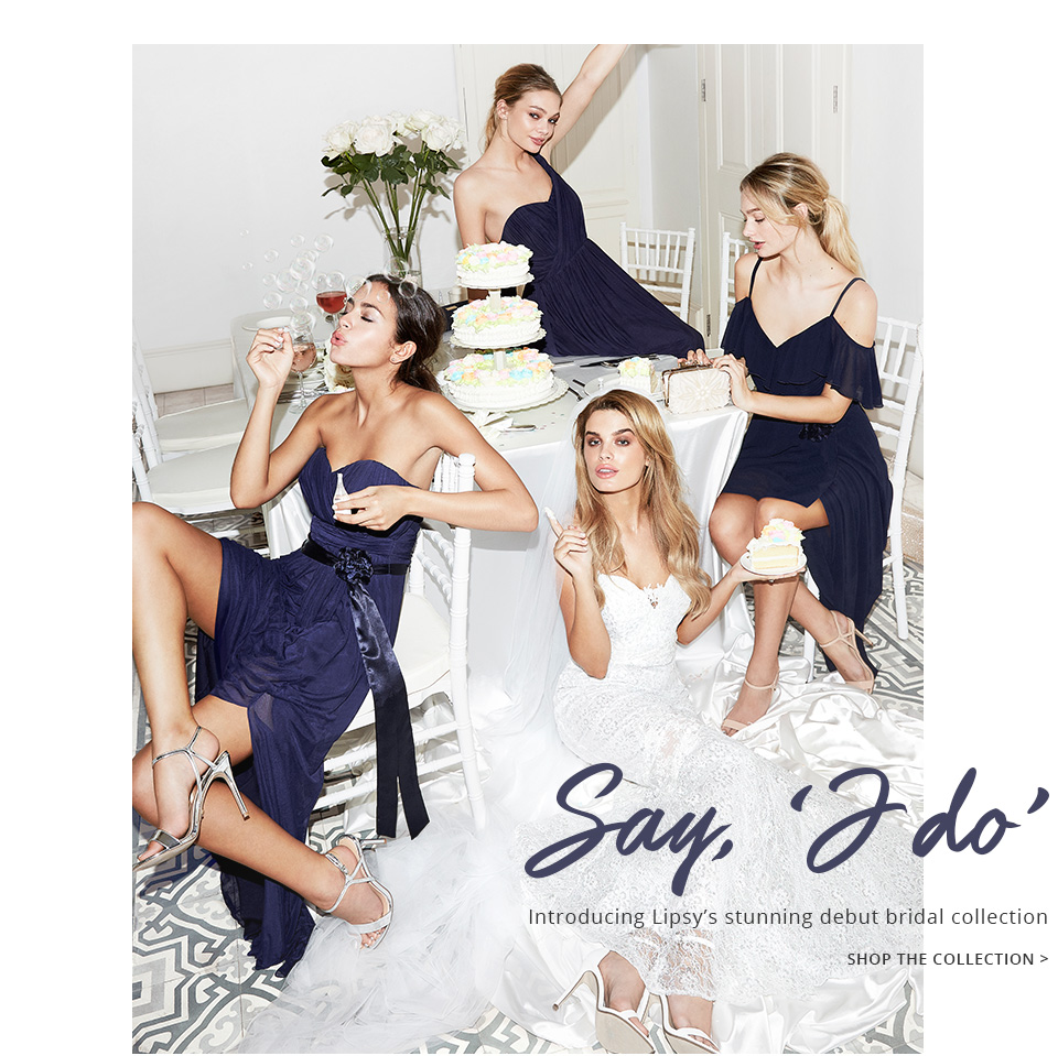 Browse the latest bridal clothing, accessories collection