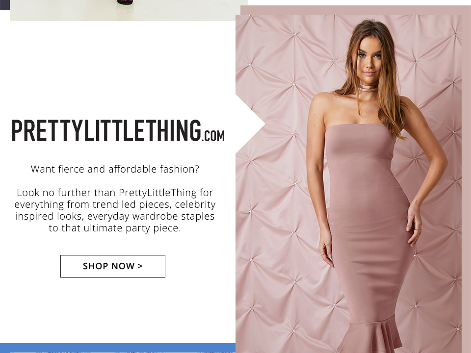 Shop Lipsy & Co - Pretty Little Thing here