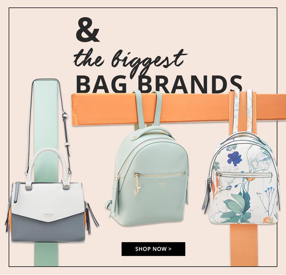 Shop Biggest Bag Brands here