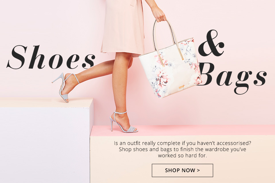 Shop lipsy shoes and bags here