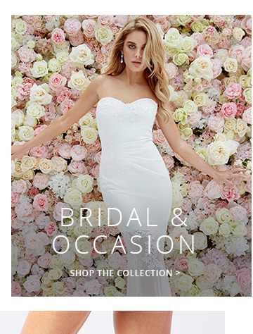 Shop our range of wedding,occasion collection for women here