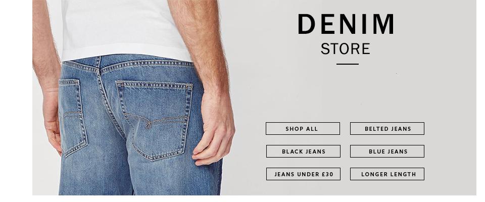 Mens Jeans | Mens Skinny Jeans | Designer Jeans | Next