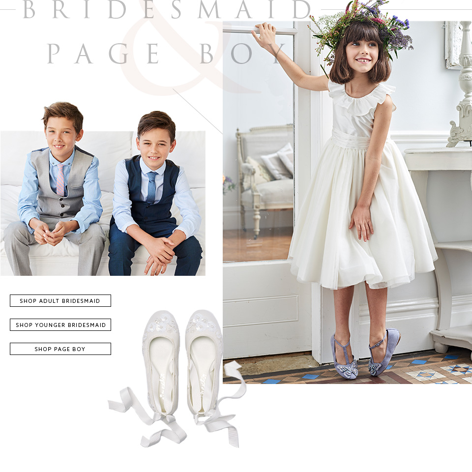 Bridesmaid dresses wedding shoes occasion wear uk next for What kind of shoes to wear with wedding dress