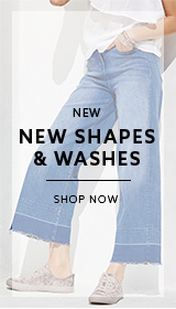 New Shapes Washes