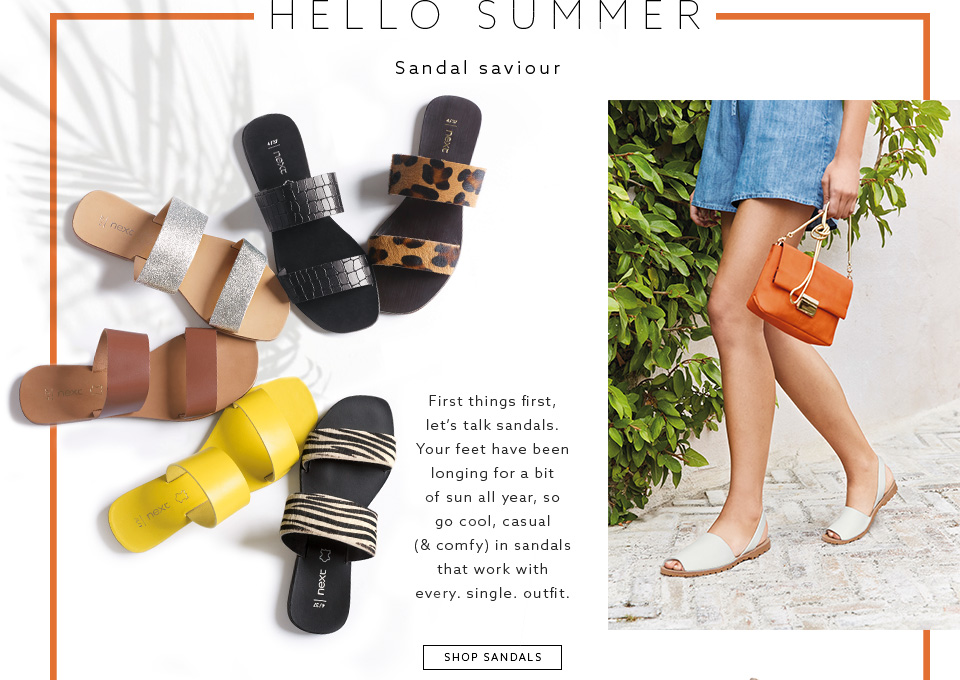 Browse Womens Shoe Collections - Sandals