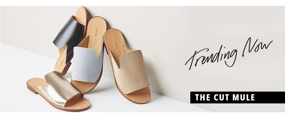 Shop Womens Shoes - The Cut Mule