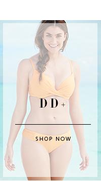 Browse Womens Swimwear - DD+