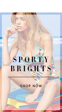 Browse Womens Swimwear - Sporty